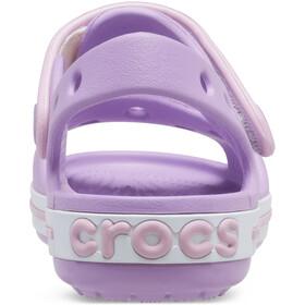 Crocs Crocband Sandalias Niños, orchid